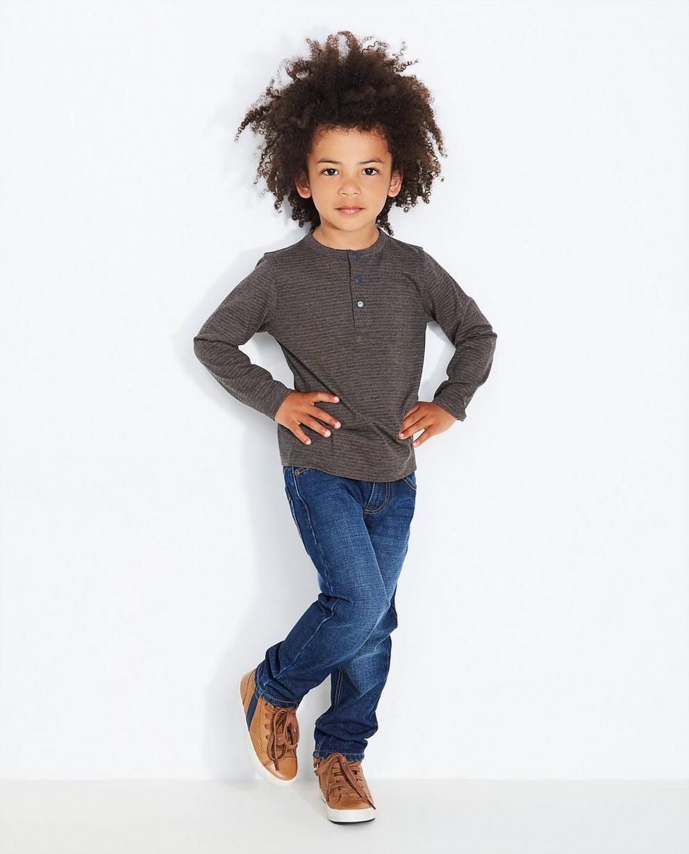 Jeans - navy - Jeans slim SIMON